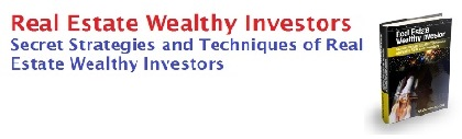 Real Estate Wealthy Investor